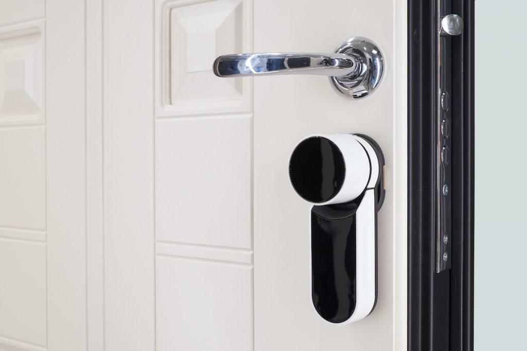 keyless-lock-smart-home-security-north-myrtle-beach
