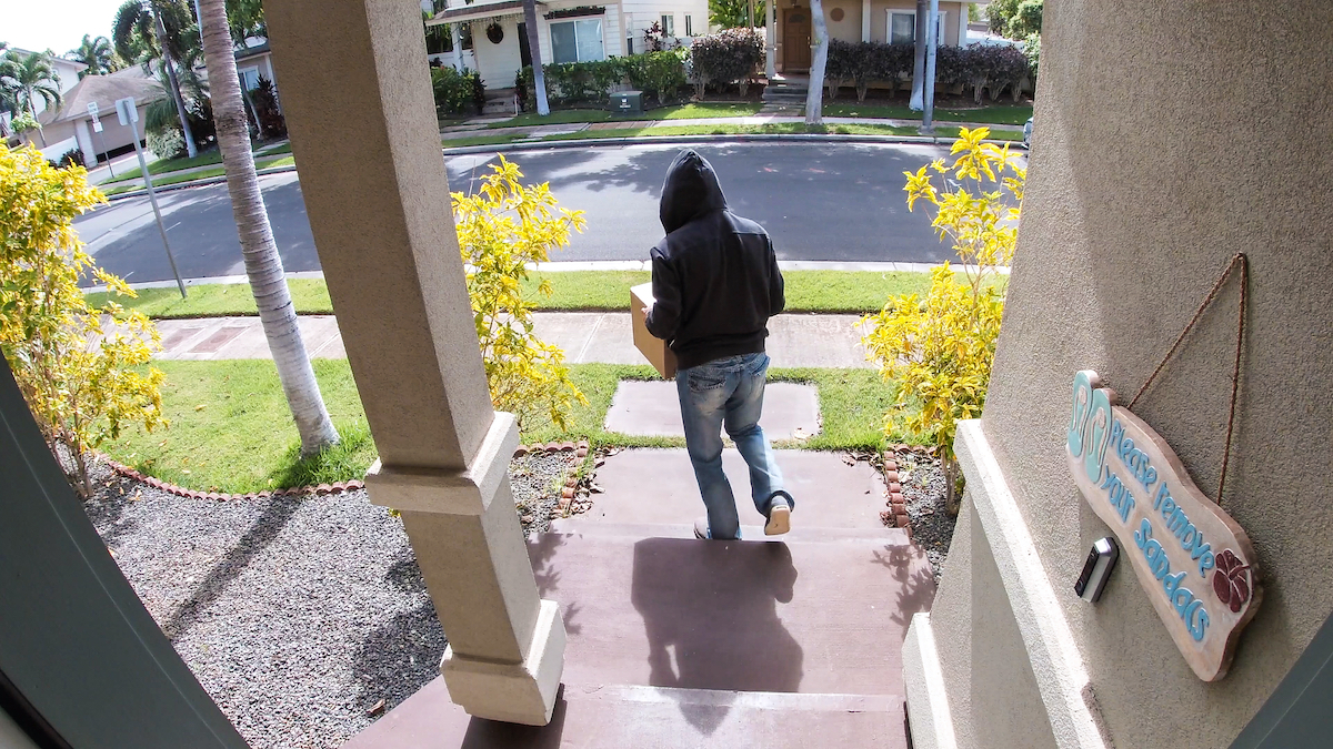Preventing Package Theft This Holiday Season