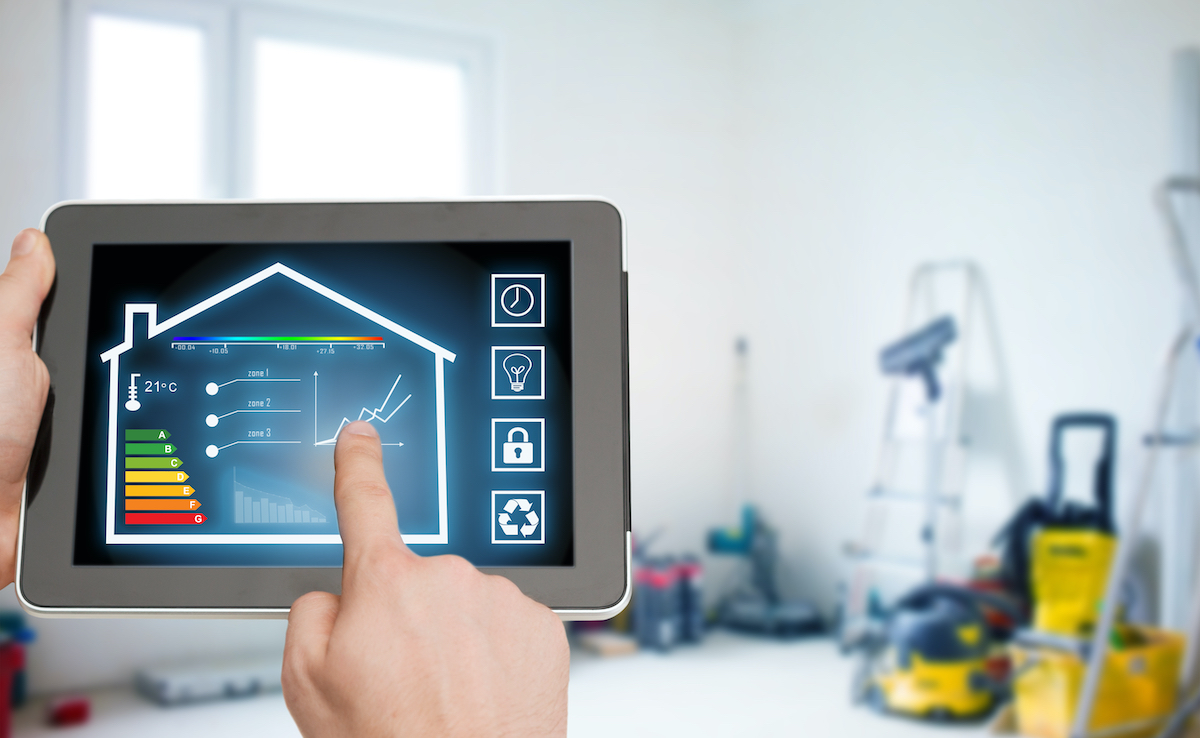 Lower Your Energy Bill with Smart Home Security